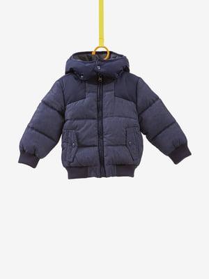 Куртка фіолетова | 4649188