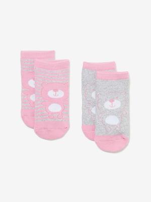 Набір шкарпеток (2 пари) | 4649311