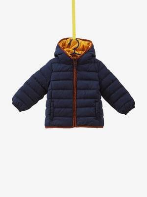 Куртка синя | 4649315