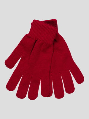 Рукавички червоні | 4615654