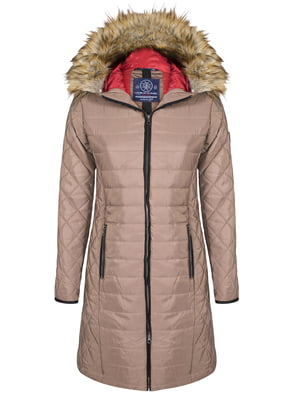 Пальто коричневое | 4593012