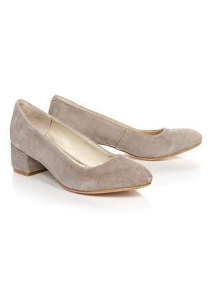 Туфлі бежеві | 4548472