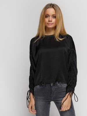 Блуза чорна | 4601392
