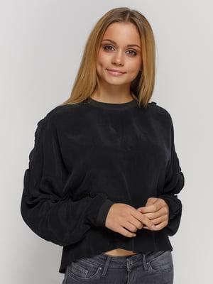 Блуза чорна | 4601393