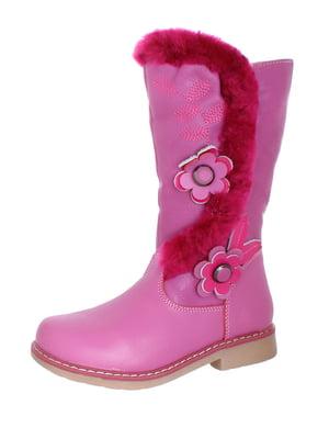 Чоботи рожеві | 4653963