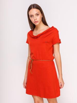 Платье красное | 4620241
