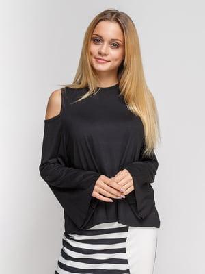 Блуза черная | 4477790