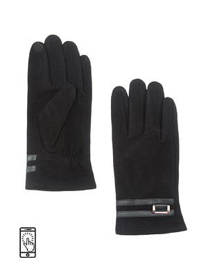 Рукавички чорні | 4655754
