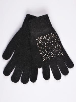 Рукавички чорні | 4656050
