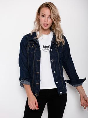 Куртка синя | 4621122