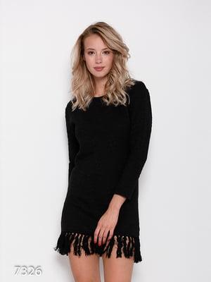 Платье черное | 4641205