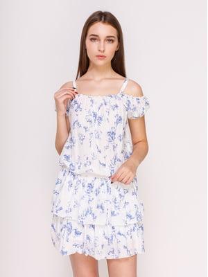 Платье в принт | 4620250
