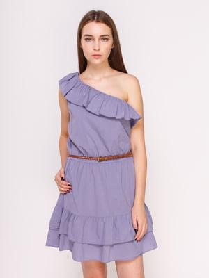 Платье серое | 4620337