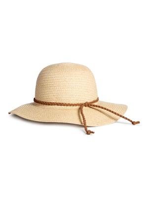 Шляпа бежевая | 4656974