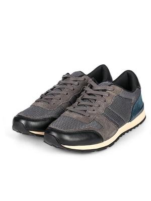 Кросівки сірі | 4585537
