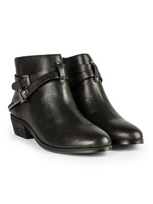 Ботинки черные | 4601526