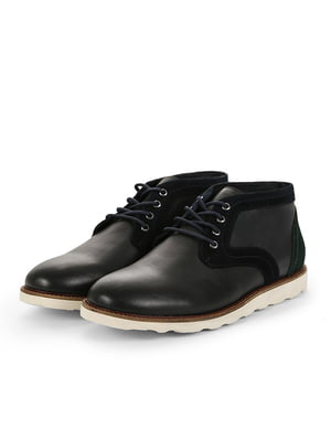 Ботинки темно-синие | 4601654