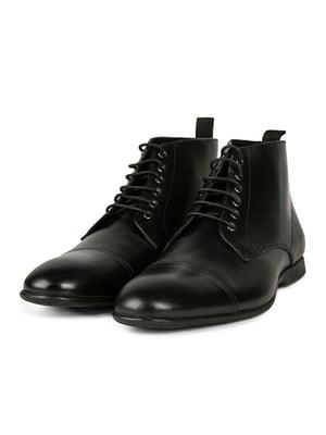 Ботинки черные | 4601656
