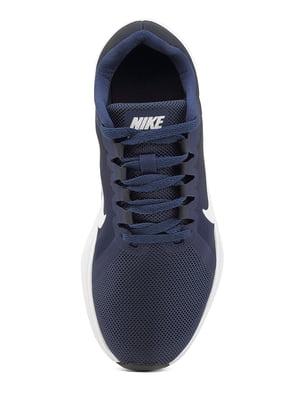 Кроссовки темно-синие Downshifter 8 | 4648691