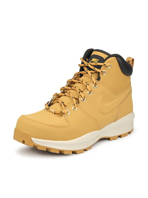 Ботинки желтые Manoa Leather | 4648695
