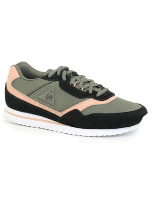 Кросівки оливкового кольору   4651602