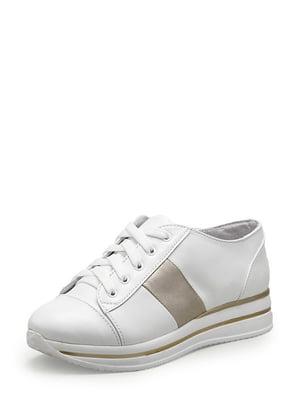 Кроссовки белые | 4549291