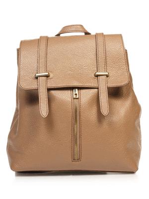 Рюкзак бежевый | 4654274