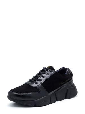 Кроссовки черные | 4659832