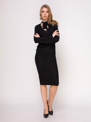 Платье черное | 4621561