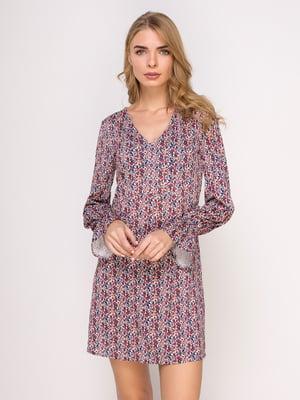 Сукня в квітковий принт | 4622877