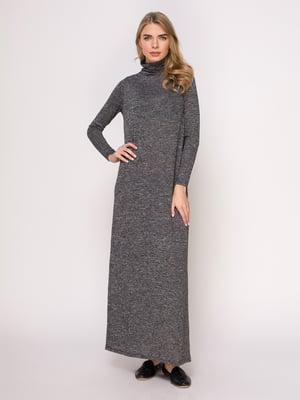 Сукня сіра меланжева   4621537