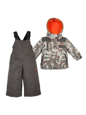 Комплект: куртка та півкомбінезон | 4659609