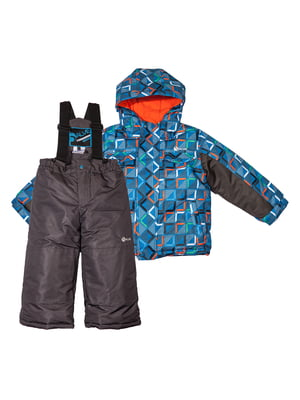 Комплект: куртка та півкомбінезон | 4659612