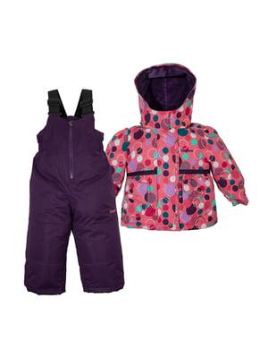Комплект: куртка та півкомбінезон | 4659619