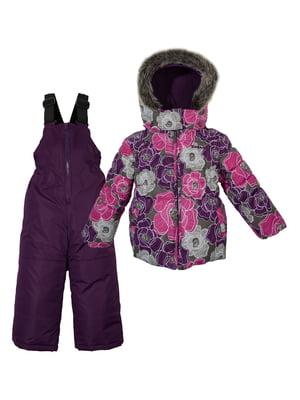 Комплект: куртка та півкомбінезон | 4659632