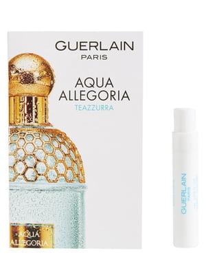 Туалетная вода Aqua Allegoria Teazzurra — Vial (0,7 мл) | 4624836