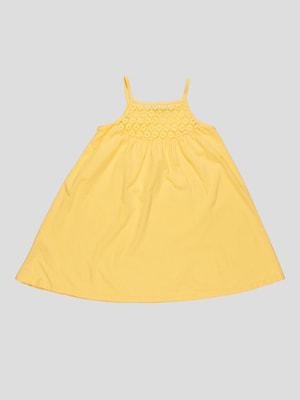 Сукня жовта | 4626899