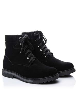 Ботинки черные | 4661829