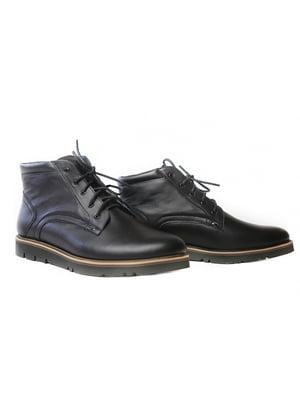 Ботинки черные   4661950