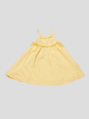 Сукня жовта | 4626903