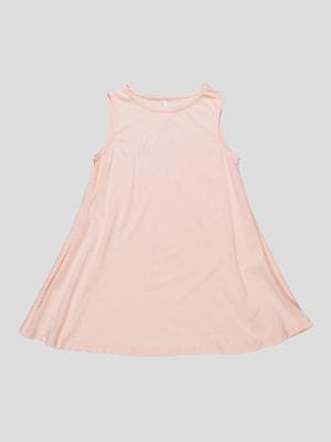 Платье лососевого цвета | 4626888