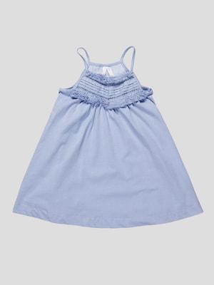 Сукня блакитна | 4626920