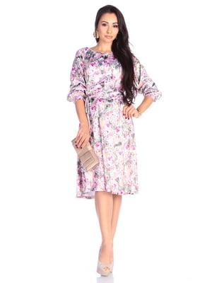 Сукня в квітковий принт | 4636908