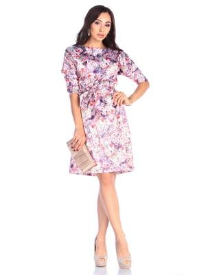 Сукня в квітковий принт | 4648619