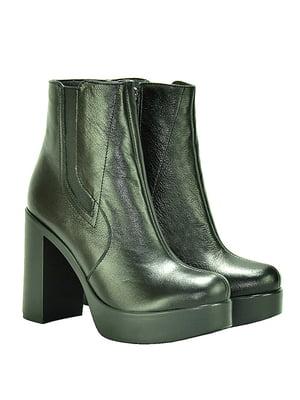 Ботинки черные   3656757
