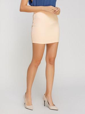 Юбка персикового цвета | 4621045