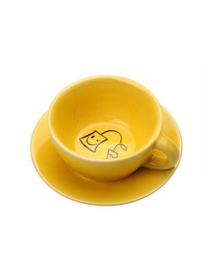Подставка под чайные пакетики (3,5х8х8 см) | 4662984