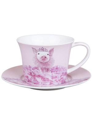 Чайний набір «Королева» (2 предмета) | 4663132