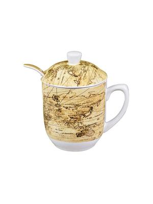 Чашка заварочная «Карта мира» (300 мл)   4663222