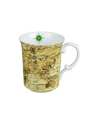Чашка «Карта мира» (500 мл) | 4663225